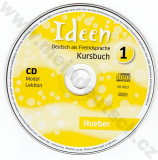 Ideen 1 – 3 audio-CD k 1. dielu učebnice