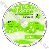 Ideen 2 – 3 audio-CD k 2. dielu učebnice