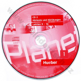 Planet 1 - 3 audio-CD k učebnici