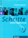Schritte international 5 a 6 - cvičebnica nemčiny vr. audio-CD (Intensivtrainer)