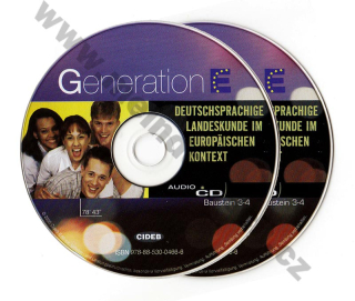 Generation E - 2 audio-CD k učebnici