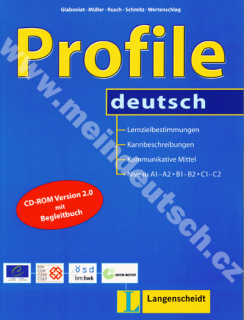 Profile Deutsch - príručka k SERR s CD-ROM